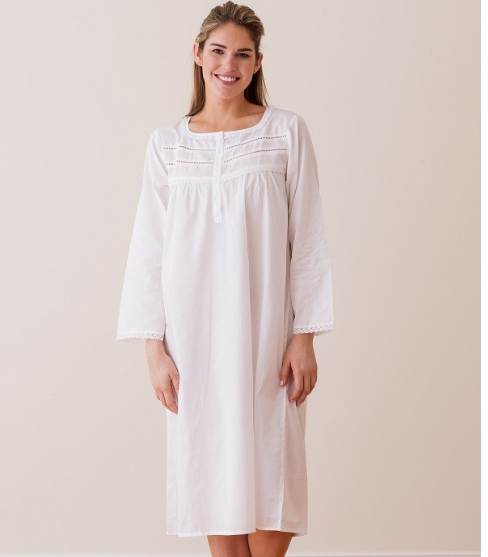 Jacaranda Living Anne Nightgown