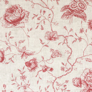 Kate Forman Antoinette Floral Fabric - Lavender Fields