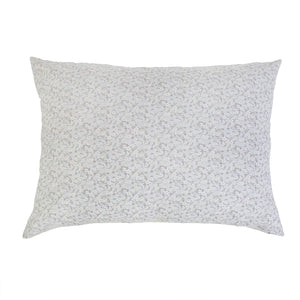 Pom Pom at Home June Big Pillow with Insert Ocean/Grey - Lavender Fields