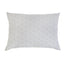 Pom Pom at Home June Big Pillow with Insert Ocean/Grey