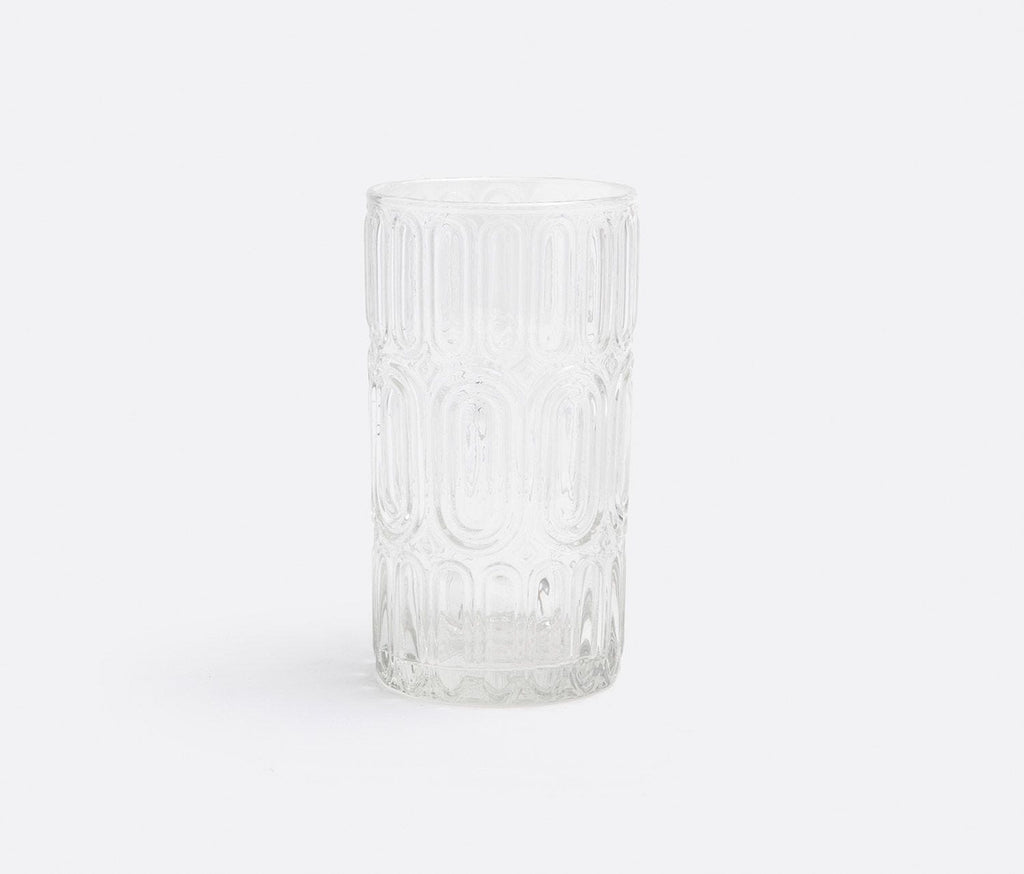 Blue Pheasant Aaron Clear Glassware - Lavender Fields