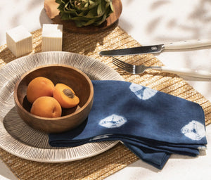 Blue Pheasant Wendy Napkins