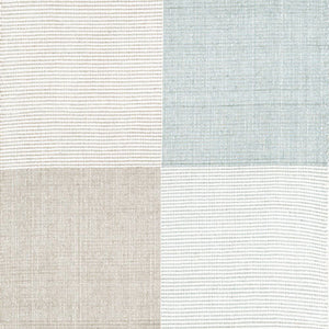 Dash and Albert Bo Blue Woven Cotton Rug - Lavender Fields