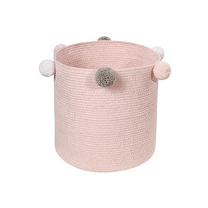 Lorena Canals Baby Basket Bubbly - Pink