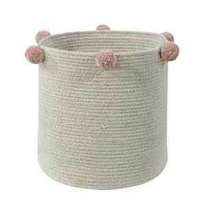 Lorena Canals Basket Bubbly Natural - Nude - Lavender Fields