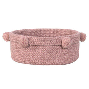 Lorena Canals Basket Tray Ash Rose - Lavender Fields