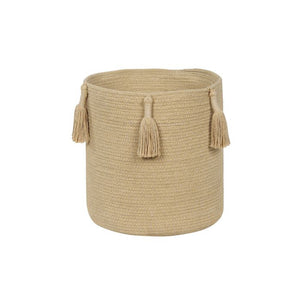 Lorena Canals Basket Woody Honey