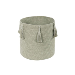 Lorena Canals Basket Woody Olive - Lavender Fields