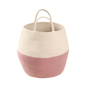 Lorena Canals Basket Zoco Ash Rose - Natural - Lavender Fields