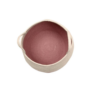 Lorena Canals Basket Zoco Ash Rose - Natural