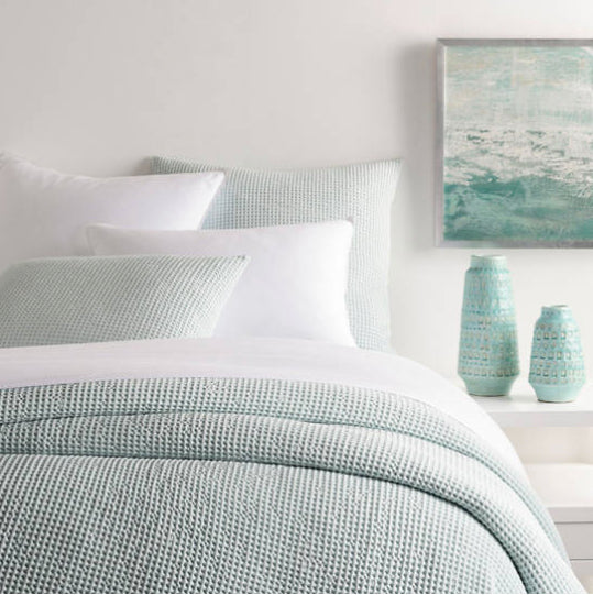 Pine Cone Hill Bubble Sky Coverlet