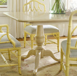 Somerset Bay Cohasset Double Pedestal Dining Table - Lavender Fields
