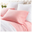 Pine Cone Hill Comfy Cotton Coral Sheet Set