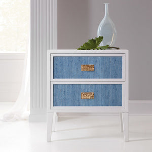 Somerset Bay Transitions Costa Retro Nightstand - Lavender Fields