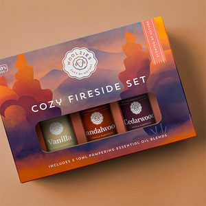 The Cozy Fireside Collection - Lavender Fields