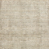 Dash and Albert Cut Stripe Ocean Hand Knotted Rug - Lavender Fields