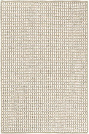 Dash and Albert Pixel Wheat Woven Sisal/Wool Rug
