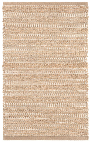 Dash and Albert Simba Ivory Woven Jute Rug