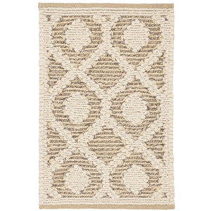 Dash and Albert Capri Soumak Woven Jute Rug