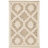 Dash and Albert Capri Soumak Woven Jute Rug - Lavender Fields