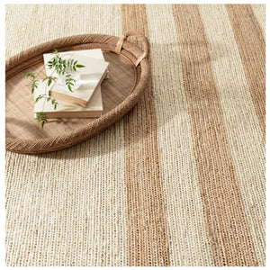Dash and Albert Ipswich Natural Woven Jute Rug