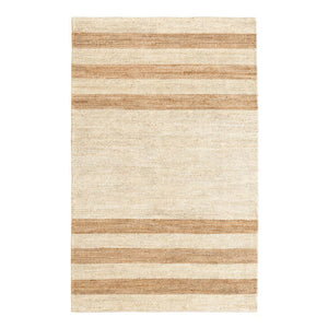 Dash and Albert Ipswich Natural Woven Jute Rug - Lavender Fields