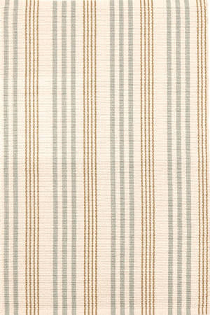 Dash and Albert Olive Branch Woven Cotton Rug - Lavender Fields
