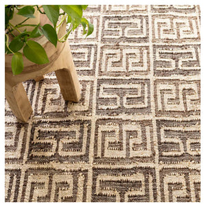 Dash and Albert Auricula Woven Jute Rug