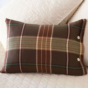 Taylor Linens Deerfield Boudoir Pillow - Lavender Fields