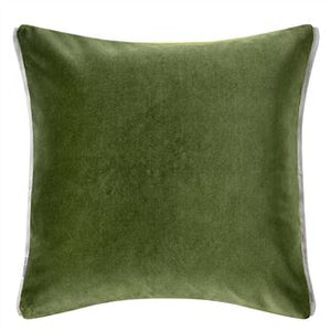 Designers Guild Varese Lime Decorative Pillow - Lavender Fields