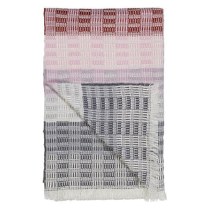 Designers Guild Longhena Blossom Throw - Lavender Fields