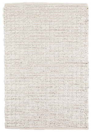 Dash and Albert Dunes Bleached Oak Woven Jute Rug