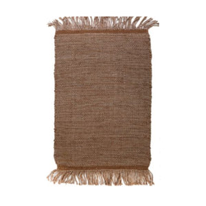 Pom Pom at Home Nile Jute Rug - Earth - Lavender Fields