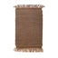 Pom Pom at Home Nile Jute Rug - Earth