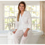 Jacaranda Living Lori Jayne White Cotton Pajamas