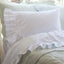Taylor Linens Elisa Egg-White Sheet Set