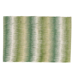 Pine Cone Hill Sequoia Evergreen Placemat - Set of 4 - Lavender Fields