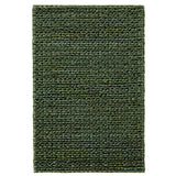 Dash and Albert Jute Woven Evergreen Rug - Lavender Fields