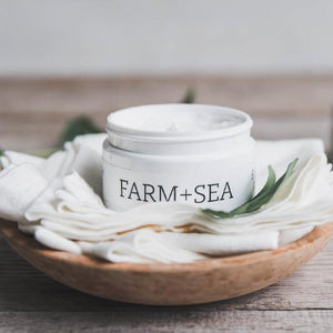 Farm + Sea Beach Girl Body Lotion - Lavender Fields
