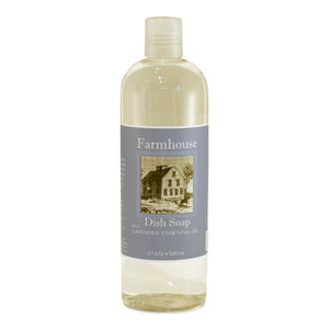 Farmhouse Lavender Dish Soap - Lavender Fields
