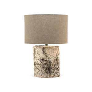 Jamie Young Forester Table Lamp - Lavender Fields