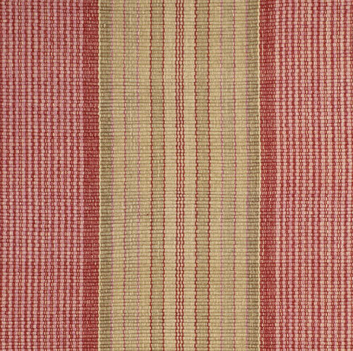 Dash and Albert Framboise Woven Cotton Rug