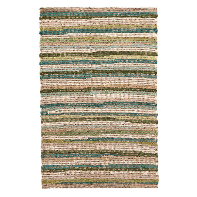 Dash and Albert Francisco Woven Cotton Rug - Lavender Fields