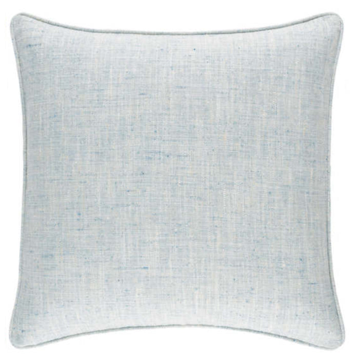 Pine Cone Hill Greylock Soft Blue Indoor/Outdoor Decorative Pillow - Lavender Fields