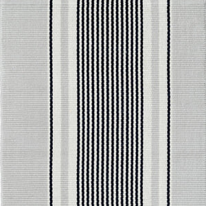 Dash and Albert Gunner Stripe Woven Cotton Rug