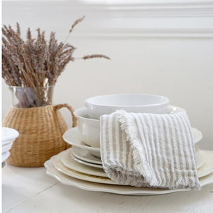 Pom Pom at Home Healdsburg Napkins (Set of 4) - Lavender Fields