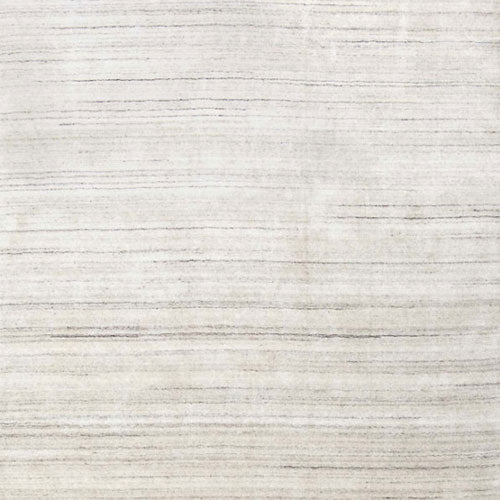 Dash and Albert Icelandia White Hand Knotted Rug