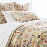 Pine Cone Hill Ines Linen Duvet Cover - Lavender Fields