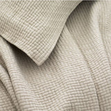 Pine Cone Hill Interlaken Sand Matelasse Coverlet - Lavender Fields