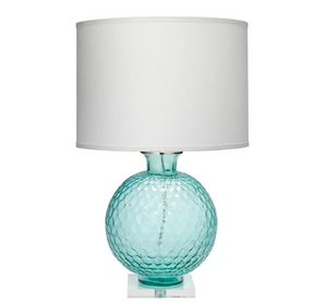 Jamie Young Clark Table Lamp - Lavender Fields